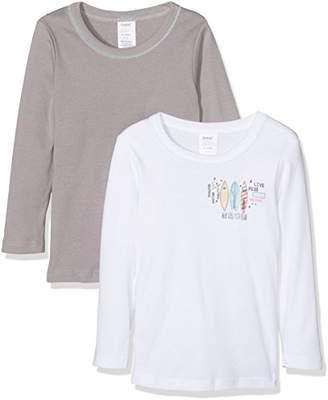 Alphabet Boy's 2 TS ml T-Shirt