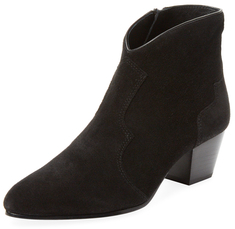 Ash Hurricane Leather Bootie
