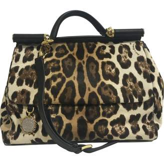 Dolce & Gabbana Pre-owned - Pony-style calfskin mini bag 3Xl1T