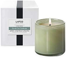 Lafco Inc. Fresh Cut Gardenia Glass Candle/16 oz.
