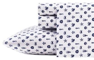 Icons Poppy & Fritz Sea Sheet Set, Full