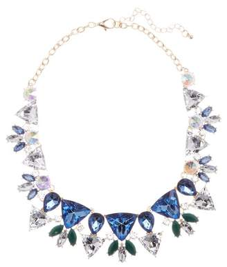 Eye Candy Los Angeles Crystal Detail Rea Necklace