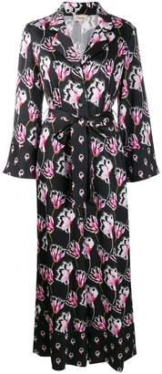 Temperley London floral print wide-leg jumpsuit
