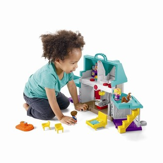 Fisher-Price House Playset Little People Big Helpers Home