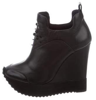 Ruthie Davis Rachelle Wedge Boots w/ Tags