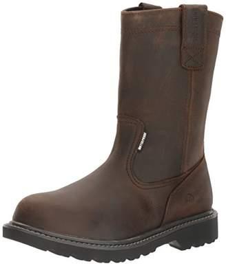 "Wolverine Women's Floorhand Waterproof 10"" Soft Toe Work Boot"