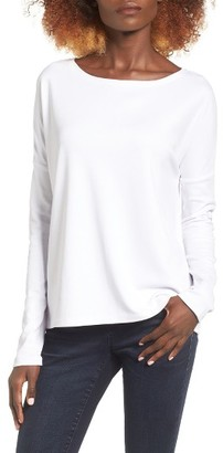 Women's Leith Long Sleeve Tee $49 thestylecure.com