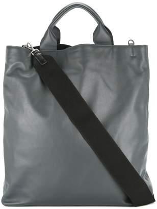 Jil Sander oversized tote bag