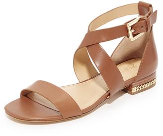 MICHAEL Michael Kors Sabrina Sandals $145 thestylecure.com