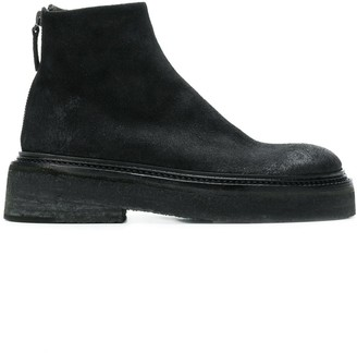 Marsèll chunky platform sole ankle boots