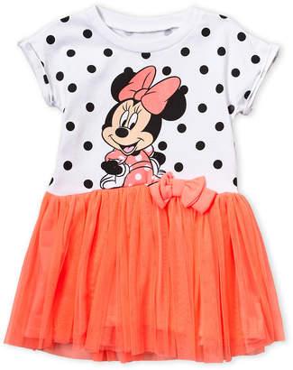 Minnie Mouse (Toddler Girls) Polka Dot Minnie Dress