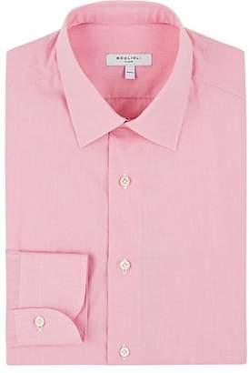 Boglioli Men's Cotton End-On-End Dress Shirt