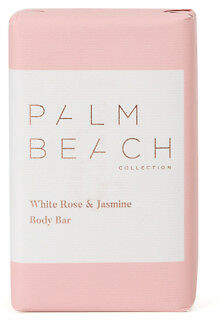 NEW Palm Beach Collection White Rose & Jasmine Body Bar