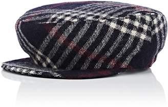Isabel Marant Women's Naly Virgin Wool Driving Cap