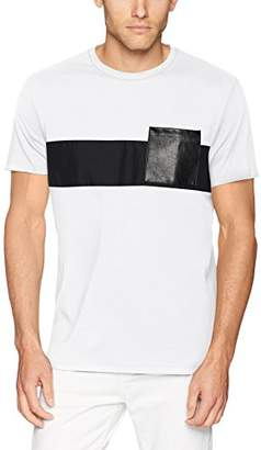 Calvin Klein Men's Short Sleeve Graphics T-Shirt