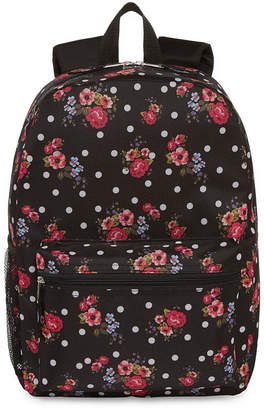 City Streets Extreme Value Floral Backpack