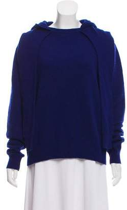 Band Of Outsiders Wool Hooded Sweater