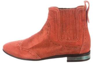 Golden Goose Virginia Brogue Ankle Boots
