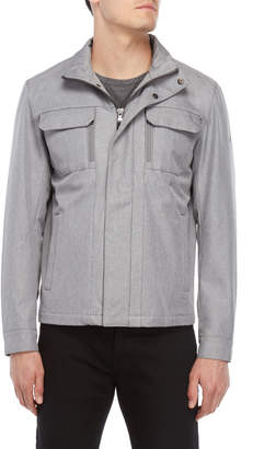 Michael Kors Grey Softshell Jacket