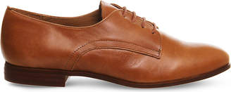 Office Reach lace-up leather brogues