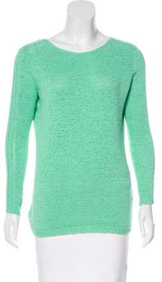 Rachel Zoe Bateau Neck Knit Sweater