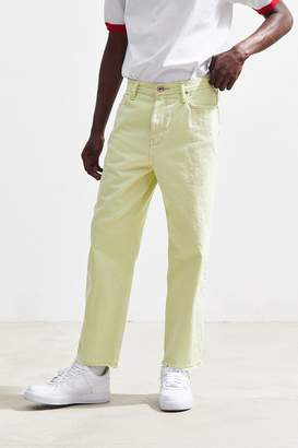 BDG Citron Straight Cropped Jean