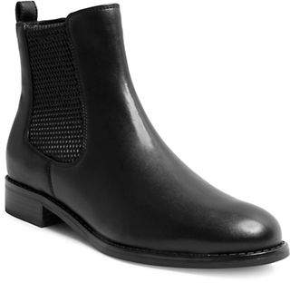 Blondo Zeldaa Leather Chelsea Boots
