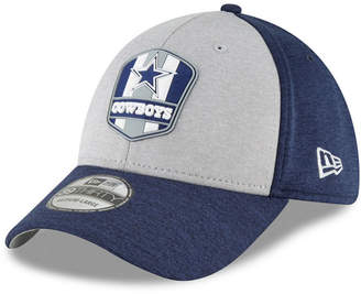 New Era Dallas Cowboys On Field Sideline Road 39THIRTY Stretch Fitted Cap