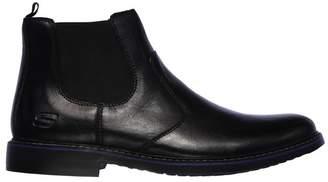 Skechers Mens Bregman Boots - Black