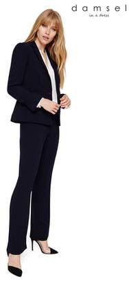 Next Womens Damsel In A Dress Blue Amelia City Suit Trousers