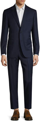 Canali Silk Suit