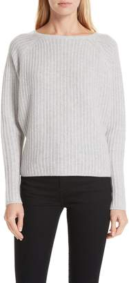 Nordstrom Signature Textured Cashmere Sweater