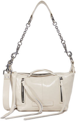 McQ - Alexander McQueen Mini Hobo Bag $570 thestylecure.com