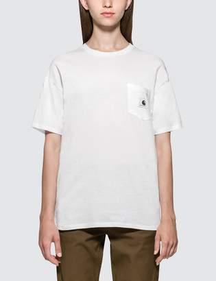 Carhartt Work In Progress Carrie Pocket Short Sleeve T-shirt