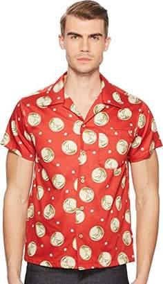 Naked & Famous Denim Men's Alohashirt-Japanese Springtime
