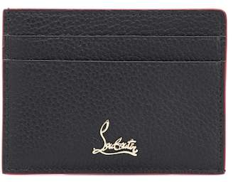 Christian Louboutin Leather card holder