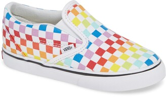 Vans Classic Checker Slip-On