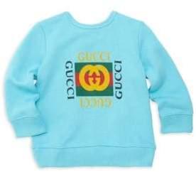 Gucci Baby Boy's Logo Sweatshirt