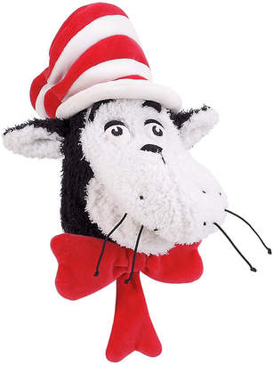 Dr. Seuss Manhattan Toy Cat In The Hat Hand Puppet Plush Toy