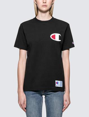 Champion Big Logo Short Sleeve T-Shirt