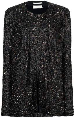 Faith Connexion sequin-embellished mini dress
