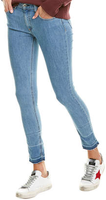 Rag & Bone Light Blue Ankle Skinny Leg