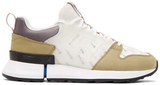 New Balance Brown Tokyo Design Studio R-C2 Sneakers