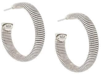 Gas Bijoux Milo hoop earrings