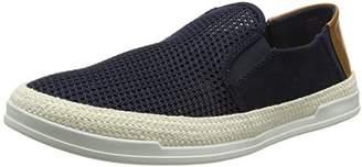 Steve Madden Footwear Men's Surfari Slip on Sneaker Trainers,42 EU