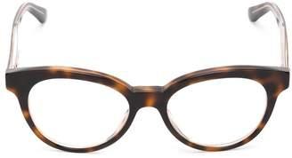 Christian Dior oval glasses