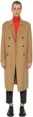 Jil Sander Radetzky Wool & Cashmere Coat