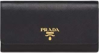 Prada logo plaque mini-bag