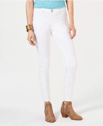 Style&Co. Style & Co Faux-Fly Skinny Jeans