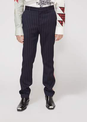 Calvin Klein Cavalry Twill Ribbon Stripe Trouser